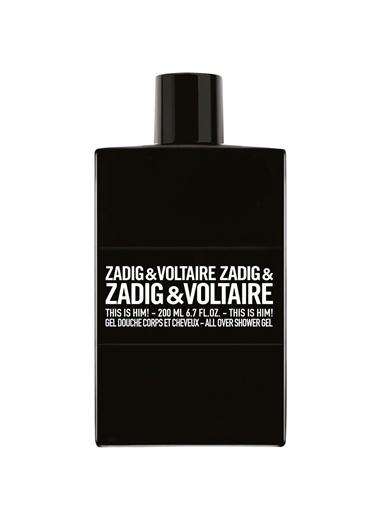 This Is Him Duş Jel 200 Ml Erkek Parfüm-Zadig&Voltaire